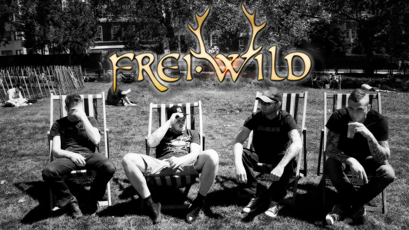 Freiwild Homepage